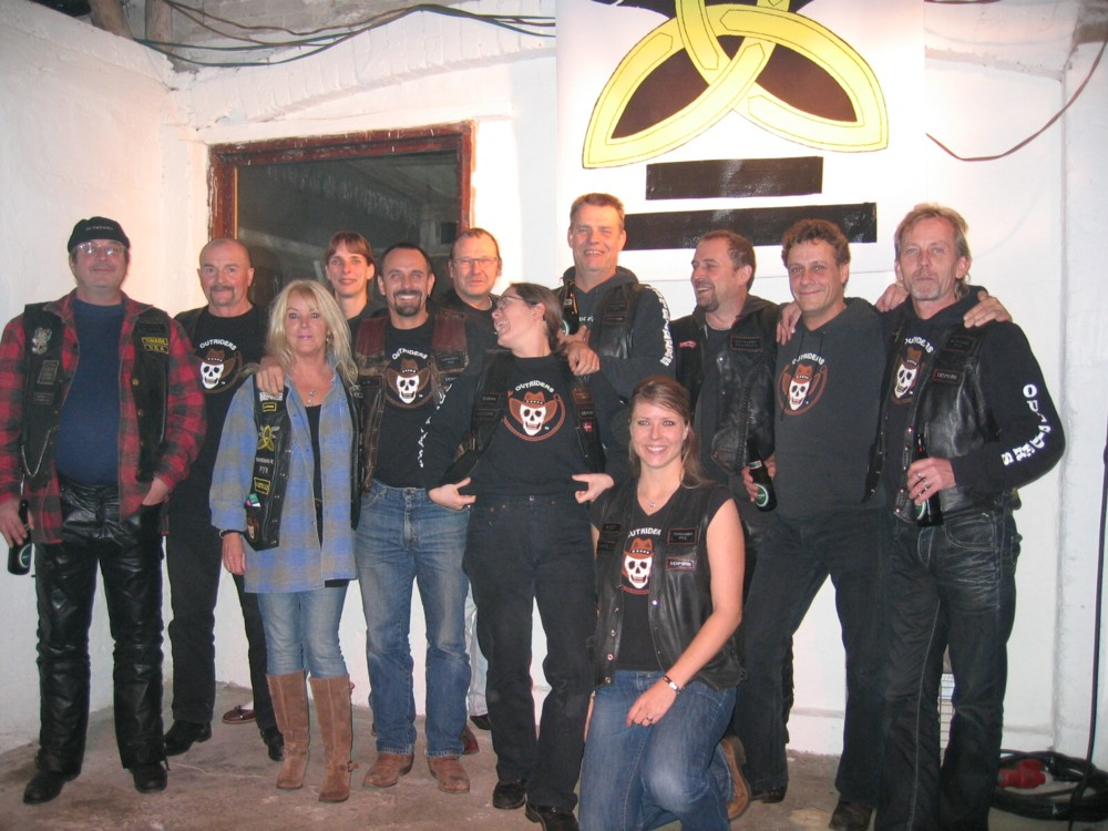 Outriders 2008